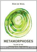 Metamorphoses (The art of piano transcription). de Waal, Rian