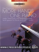 More hands on one piano. Przystaniak, Peter