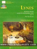 Scenes From Alice In Wonderland, Op.50. Lynes, Frank