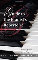 Guide to the Pianist's Repertoire (4th edition). Hinson, Maurice