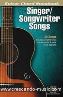 Guitar Chord Songbook: Singer/Songwriter Songs. Album