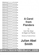 A Carol from Flanders. Smith, Julian Abel
