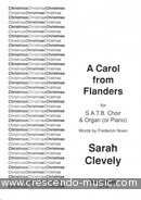 A Carol from Flanders. Clevely, Sarah