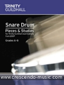 Snare Drum Pieces & Studies - Grades 6-8. Album
