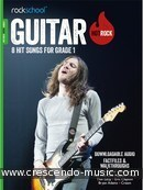 Rockschool: Hot Rock Guitar - Grade 1 (Revised). Album