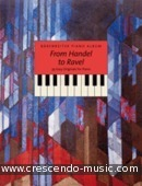 Baerenreiter Piano Album : From Haendel to Ravel. Album