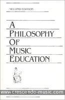 A Philosophy of Music Education (2nd edition). Reimer, Bennett