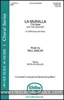 La Muralla (The Gate - From Dos Canciones). Basler, Paul