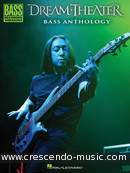 Dream Theater (Bass anthology). Dream Theater