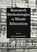 Research Methodologies in Music. Hartwig, Kay Ann