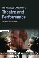 The Routledge Companion to Theatre and Performance. Jen Hervie, Paul Allain