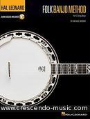 Hal Leonard Folk Banjo Method. Bremer, Michael
