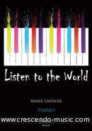 Listen to the World - Grades 7-8. Tanner, Mark