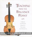 Teaching from the Balance Point. Kreitman, Edward