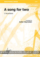 Voir le contenu! A song for two - Keymolen, Julien