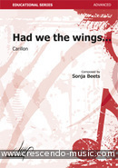 View a sample page! Had we the wings - Beets, Sonja