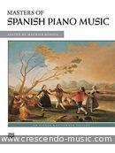 Masters of Spanish Piano Music. Album