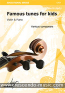 Famous Tunes for Kids (Violin). Album