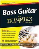 Bass Guitar for Dummies - 3rd Edition. Pfeiffer, Patrick