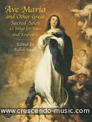 Ave Maria and Other Great Sacred Solos. Album