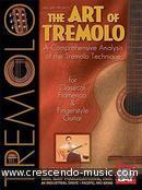 The Art of Tremolo. Anastassakis, Ioannis