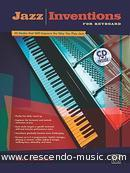 Jazz Inventions for Keyboard. Cunliffe, Bill