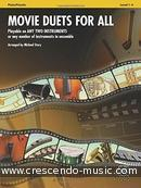 View a sample page! Movie Duets for All (Flexible duets, Flute) - Album