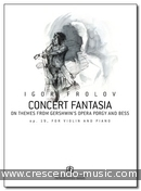 Bekijk een voorbeeldpagina! Concert Fantasia on Themes from Gershwin's Porgy and Bess - Frolov, Igor