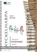 Playing the Nyckelharpa. Bauer, Jule