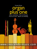 Organ plus one. Album