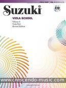 Suzuki Viola School (Revised) (Viola part & CD). Suzuki, Shinichi
