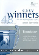 48 Easy Winners for the Lower Grade Scales (Bass clef). Album