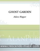 View a sample page! Ghost Garden - Hopper, Adam