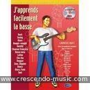 J'apprends facilement le bass (+CD). Huet, Laurent