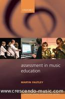 Assessment in Music Education. Fautley, Martin