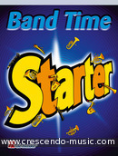 Band Time Starter (Flute). De Haan, Jan