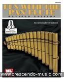 Fun with the Pan Flute (Revised editino). Faubion, Kristopher