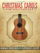 Christmas Carols for Solo Ukulele. Album