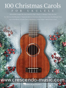 100 Christmas Carols for Ukulele. Album