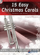 15 Easy Christmas Carols. Sparke, Philip