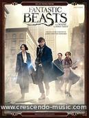 Fantastic Beasts and Where to Find Them (Easy piano). Howard, James Newton