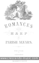 Romances, Vol.2. Parish-Alvars, Elias