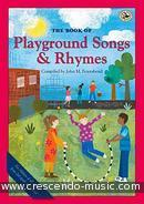 The Book of Playground Songs and Rhymes. Feierabend, John