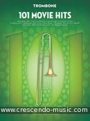 101 Movie Hits for Trombone. Album