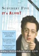 Schubert Five, It's alive! (Woodwind). Schubert, Franz