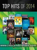 Top Hits of 2014 (Easy piano). Album