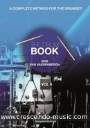 The Drum Book - Vol.4. Van Vaerenbergh, Bob