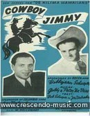 Voir le contenu! Cow-boy Jimmy - Goldy - De Vries