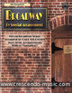 Broadway by special arrangement - Alto saxophone