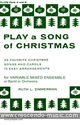 Play a song of Christmas - Flute